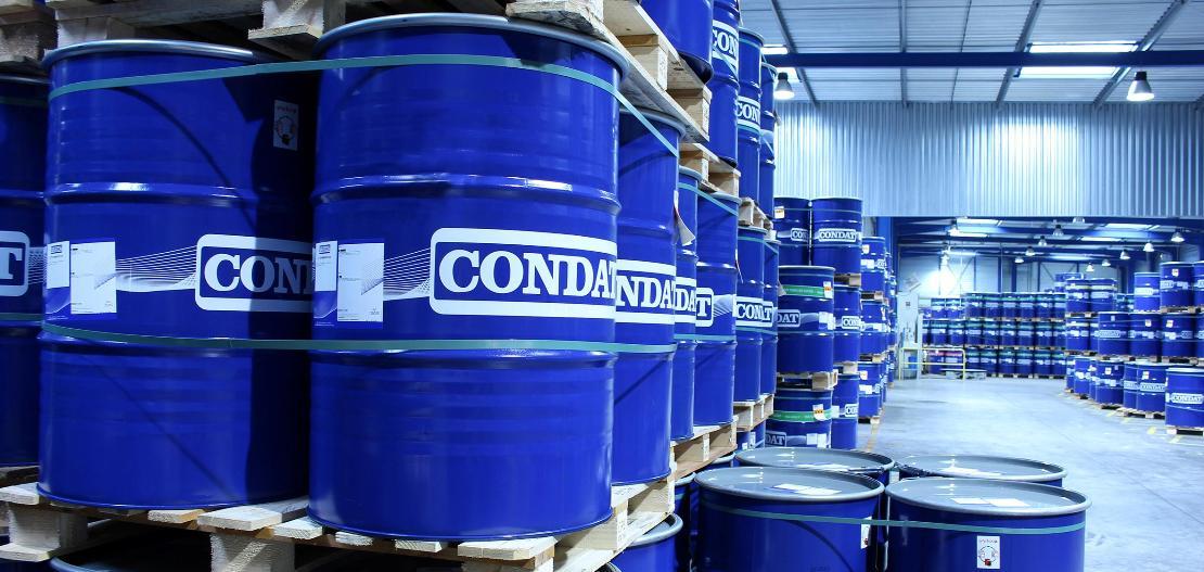 Смазочные материалы CONDAT